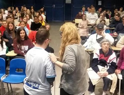 Vértice participa en el proyecto de intercambio postal 'Art Friends' con estudiantes de 2º de ESO