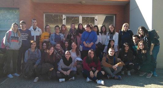 alumnos MARIA MOLINER 2017