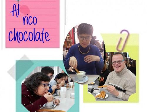 AL RICO CHOCOLATE!!!!!!!